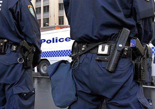 澳大利亚警察