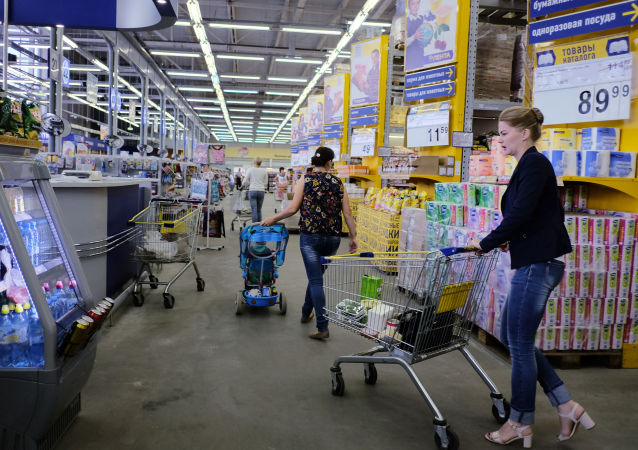 俄联邦国家统计局:2018年俄通货膨胀率为4.3%