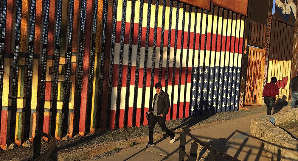 墨西哥边境地区