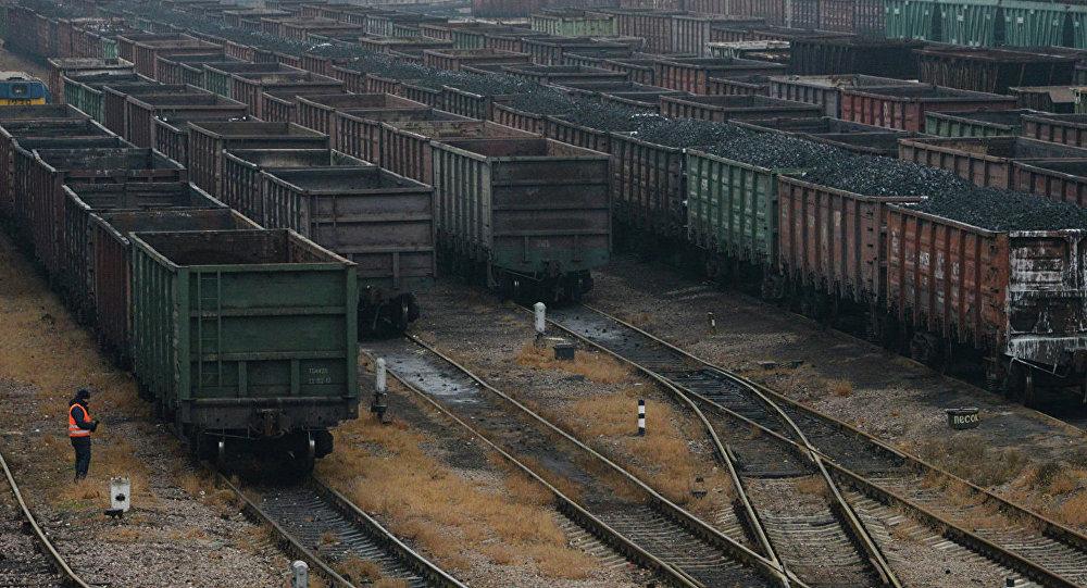 乌克兰铁路