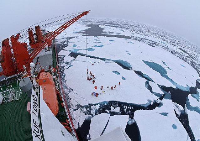 冰岛总统:冰岛不认为中国对北极感兴趣有何坏处