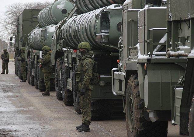 美国代表团前往土耳其讨论与采购S-400有关的问题