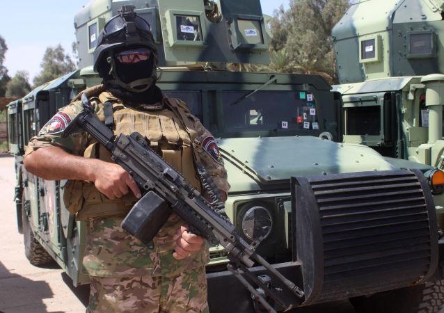 伊拉克警察
