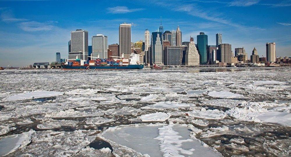 科学家:全球海平面正迅速上升