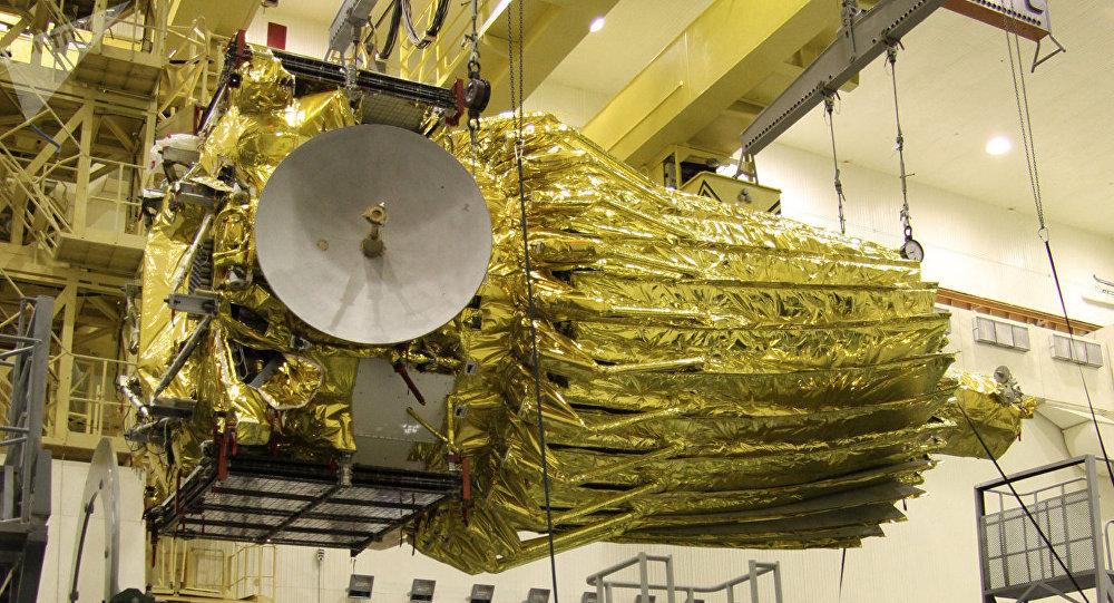俄航天集团:未能与Spectr-R恢复联系