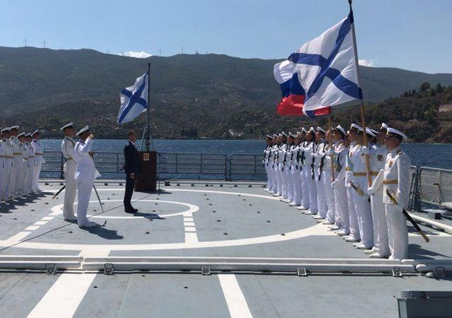 俄罗斯海军