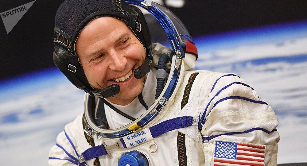 美国宇航员黑格