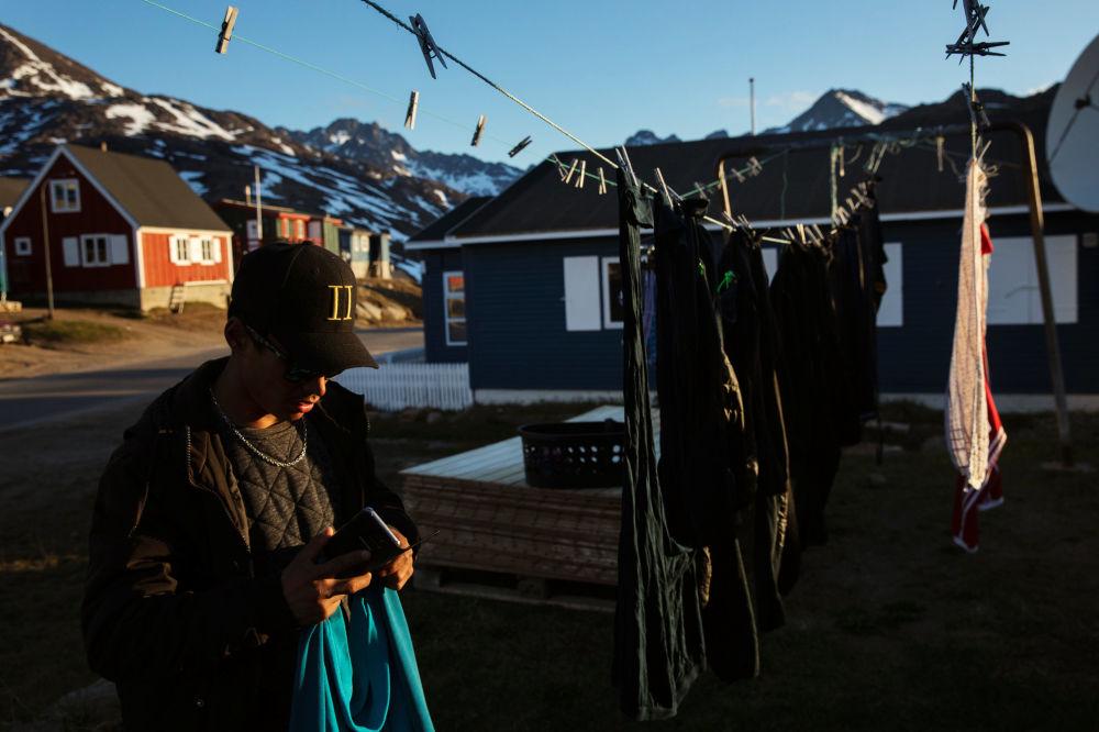 塔西拉克镇,格陵兰岛