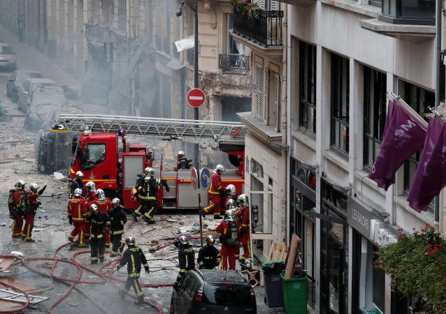 巴黎面包店燃气爆炸的死亡人数上升至四人