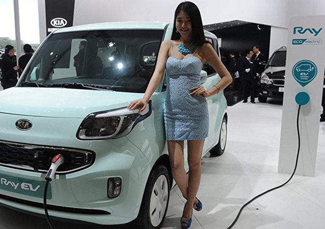 KIA Ray EV (韩国电力汽车)