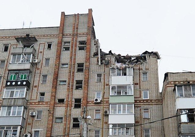 俄紧急情况部:沙赫特燃气爆炸死亡人数升至2人