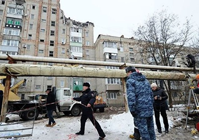 普京责成向沙赫特市爆炸事件的受害者提供全方面援助
