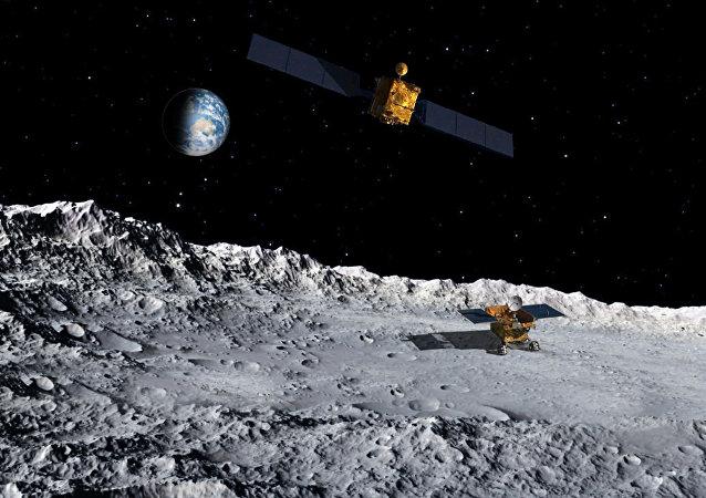 华媒:玉兔二号成工作时间最长月球车 携嫦娥三号联袂破纪录