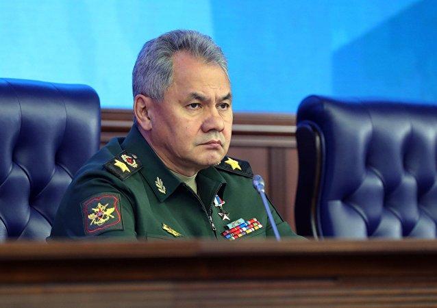 俄防长:委内瑞拉的局势证实美国正在恢复门罗主义