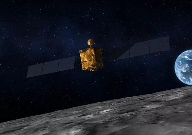 Китайская межпланетная станция Чанъэ-2