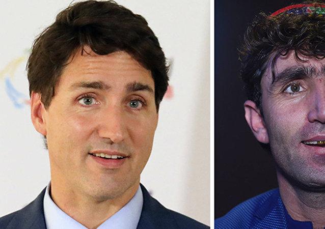 """阿富汗发现加拿大总理的""""孪生兄弟"""""""