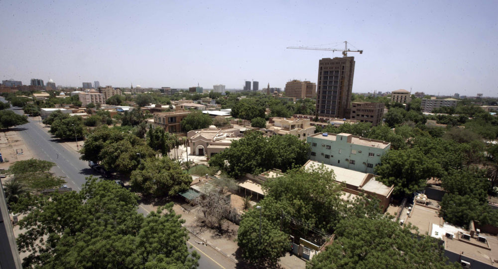 苏丹首都喀土穆