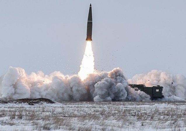 俄副外长:美国要求销毁9M729 导弹这绝对不可接受