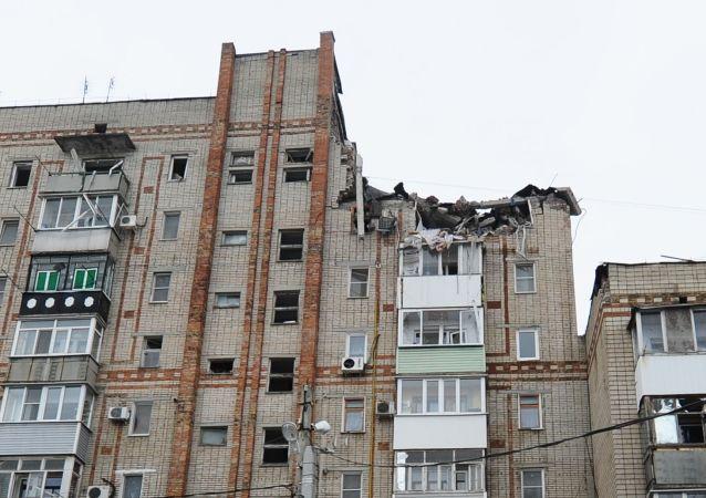 俄紧急情况部:沙赫特燃气爆炸死亡人数升至4人