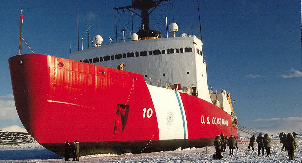 美国'极地之星'号(Polar Star)破冰船