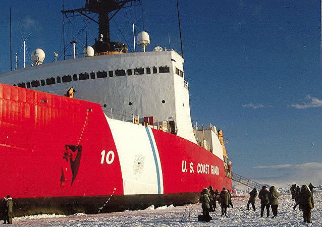 美国正在北极竞争中落败