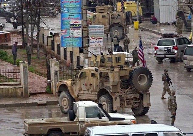 消息人士:叙利亚曼比季恐袭已造成16死18伤