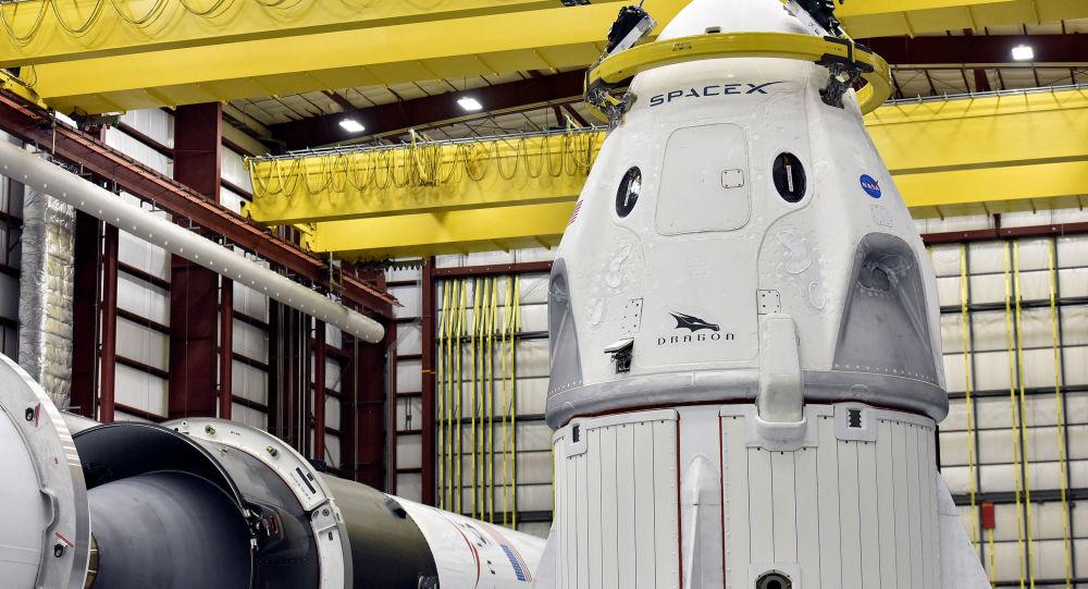 """NASA:国际空间站供电系统故障导致""""龙""""飞船发射时间再次推迟"""