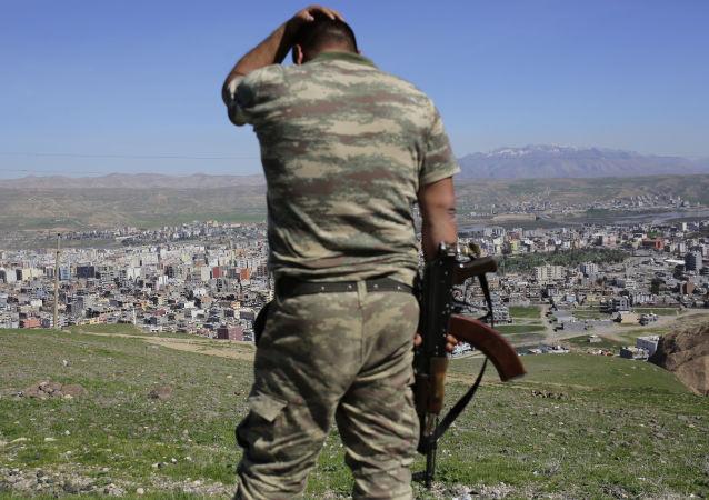 土耳其军方宣称在叙利亚击毙13名库尔德武装分子