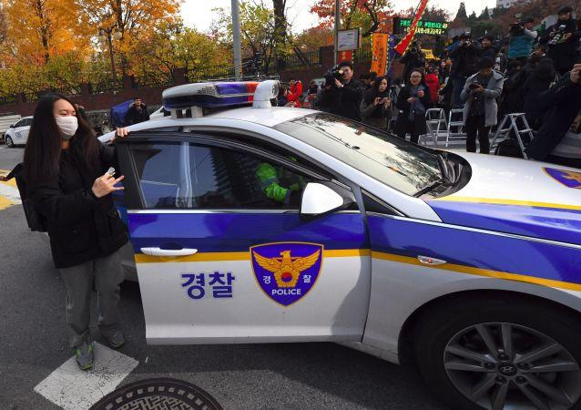 韩国逮捕有数千教众感染新冠病毒的教派头目