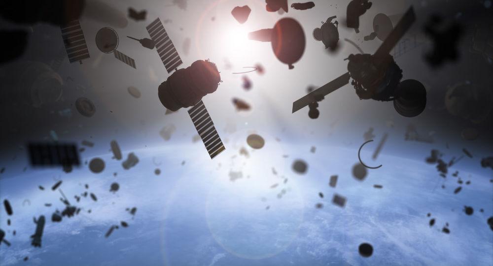 欧洲航天局计算了绕地轨道上的爆炸数量