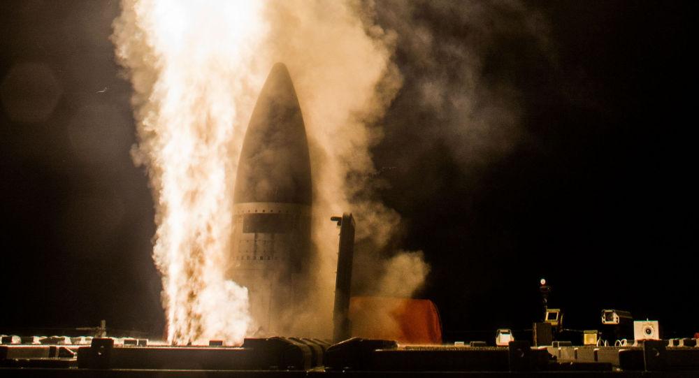 美國擬于今夏試驗SM-3 Block IIA反導系統