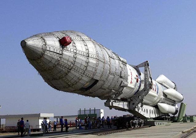 """""""安加拉-А5""""运载火箭"""