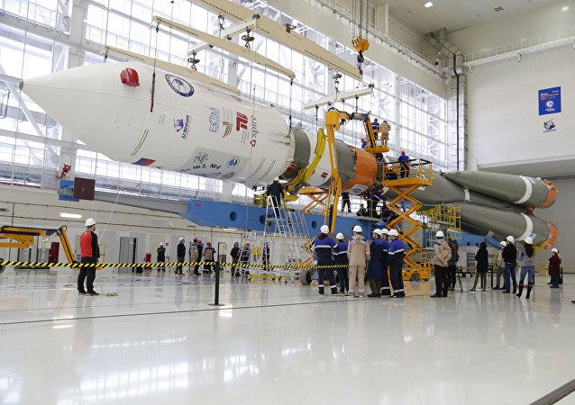 俄国家航天集团总裁抱怨国内微电子行业发展缓慢