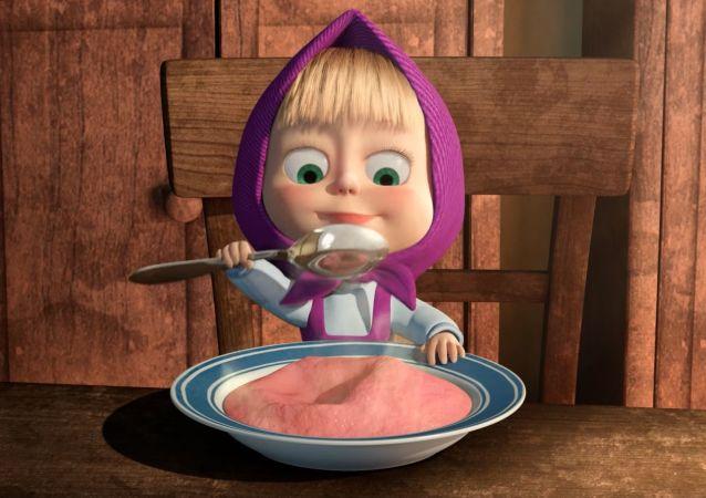 《玛莎和粥》