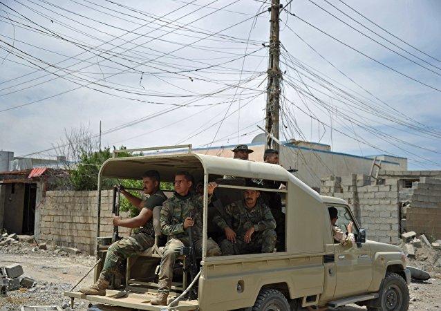 伊拉克民兵