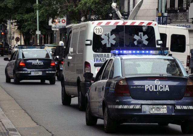 阿根廷警察