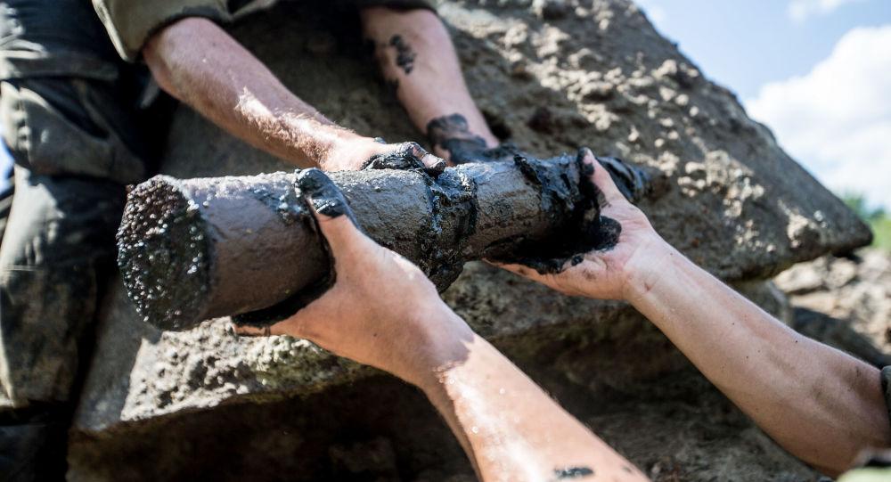工程兵:俄罗斯每年发现至25万枚二战时期的地雷