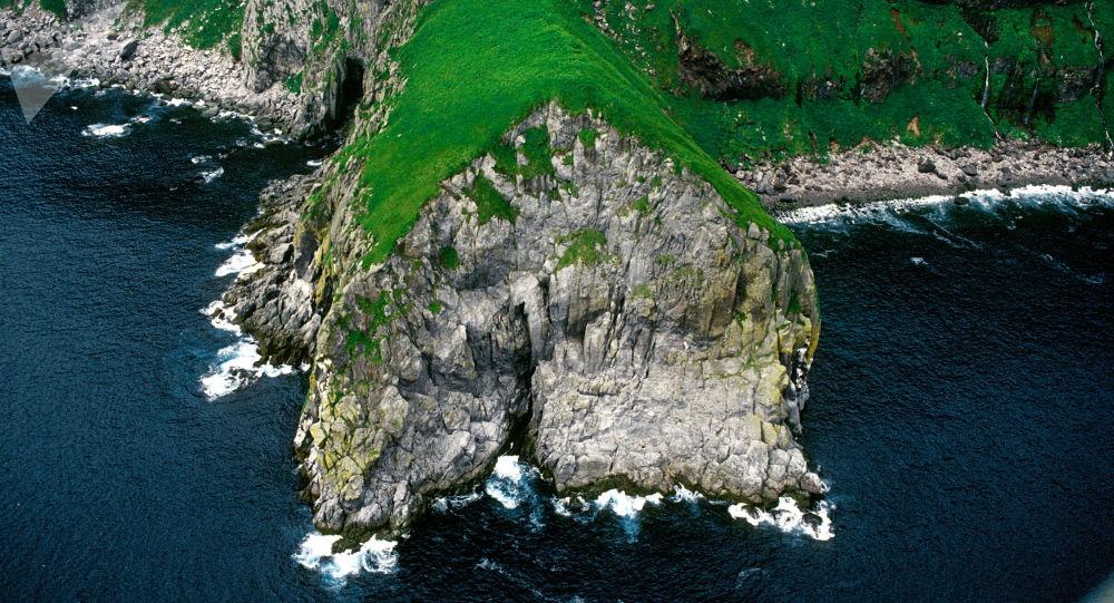 日本对谢尔盖·伊万诺夫的千岛群岛之行表示抗议