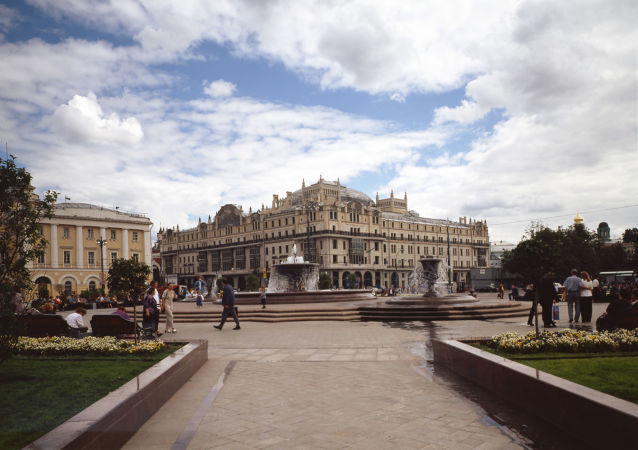 莫斯科大都会宾馆