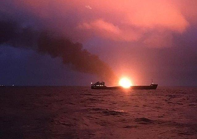 沙特吉达海岸附近一艘船发生爆炸  资料图