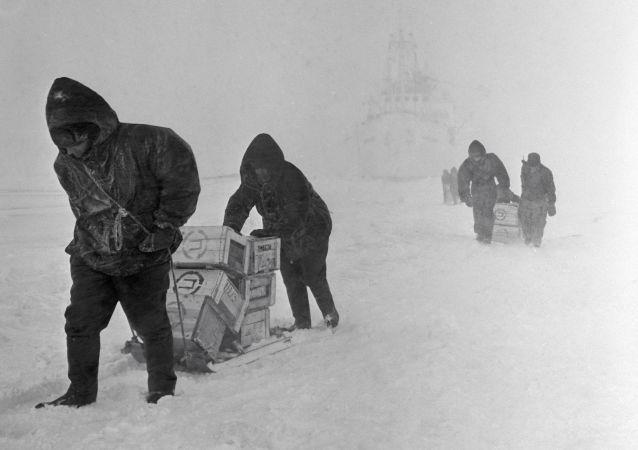 历史记录:南极录到18.3度的高温