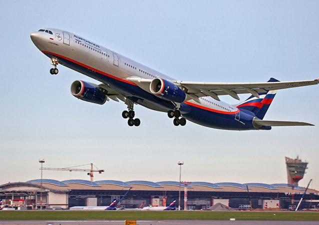 俄罗斯航空公司客机