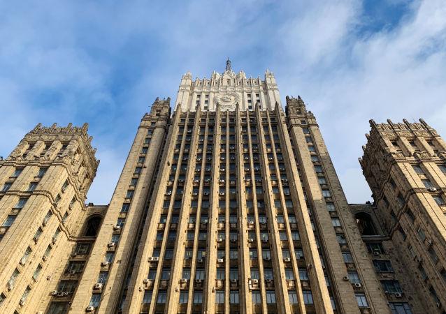 俄外交部:苏丹境内俄私人保镖公司代表与俄国家机关没有关系