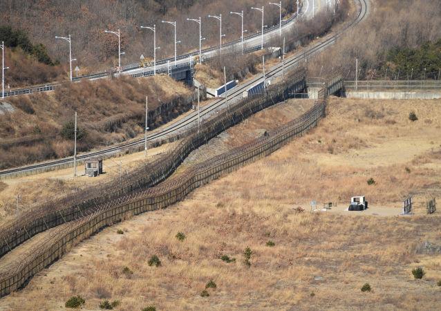 媒体:韩朝交界处发生枪击事件
