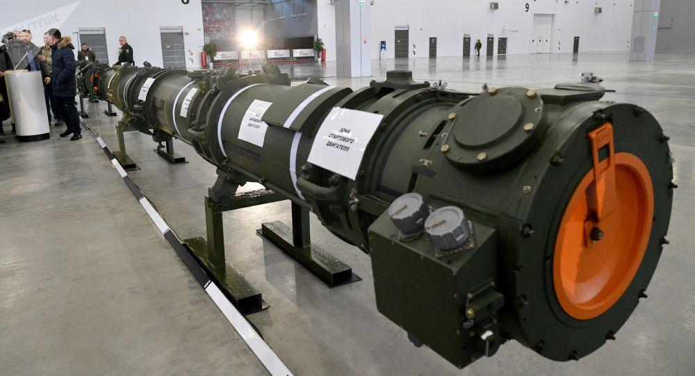 9M729导弹