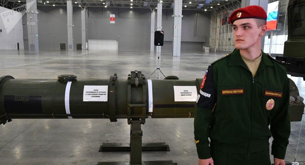 """俄9М729导弹是""""伊斯坎德尔-M""""导弹系统升级的结果"""