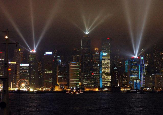 香港立法会发生冲突
