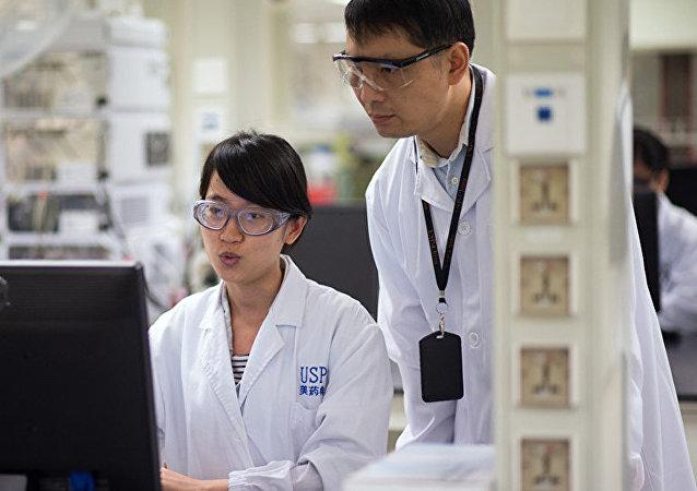 中国科学家