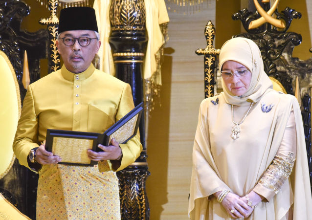苏丹阿卜杜拉当选马来西亚新国王