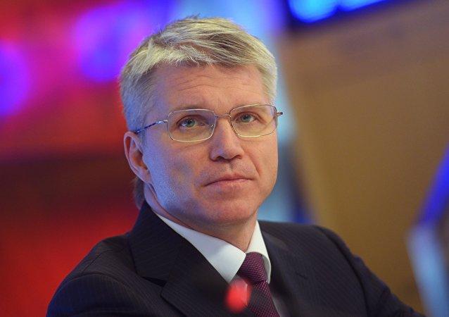 俄体育部长科洛布科夫